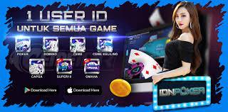 Mengenal Jenis Permainan Di Situs IDN Poker Online